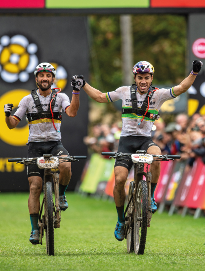 USWE & Cannondale Factory Racing Are Changing The Game At Cape Epic